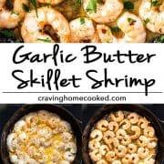 pin for garlic butter shrimp.