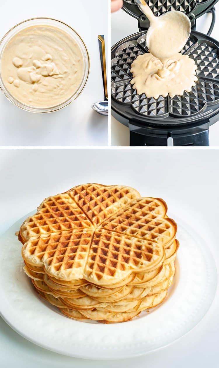 Easy Waffle Recipe