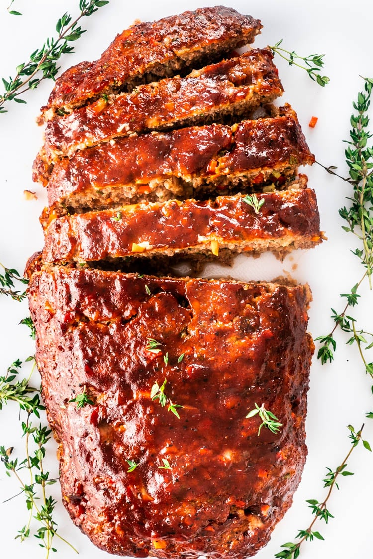 Easy Meatloaf Recipe Craving Home Cooked