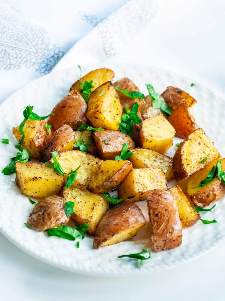 Easy Oven Roasted Potatoes Craving Home Cooked