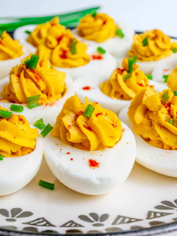 Deviled Eggs Craving Home Cooked