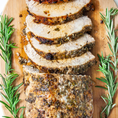 Pork Loin Roast