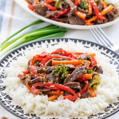 Quick And Easy Beef Stir Fry