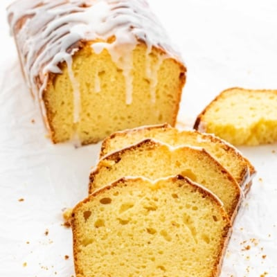 Starbucks Lemon Loaf (Copycat)