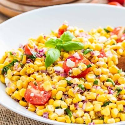 Easy Corn Salad