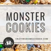 pin for monster cookies.