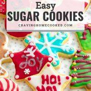 pin for sugar cookies.