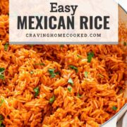 pin for mexican rice.