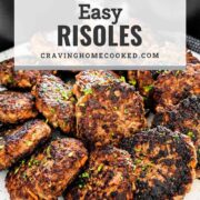 pin for rissoles.