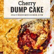 pin for cherry dump cake.