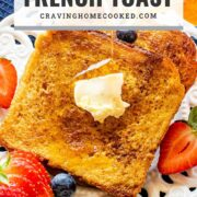 pin for french toast.