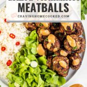 pin for grilled vietnamese meatballs.